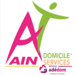 Logo de Ain Domicile Services